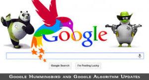 Google Hummingbird, Panda & Penguin Algorithms Explained